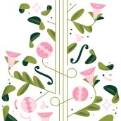 Musica. Proyecto de estudio. Um projeto de Ilustração digital de Maryna Kizilova - 11.02.2019