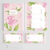 Mi Proyecto del curso: Ilustración botánica con acuarela. Un proyecto de Ilustración de Brenda Rojas - 14.02.2019