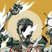 Meister Lampe. Un progetto di Illustrazione digitale , e Musica e audio di Jordi Ros - 20.10.2018