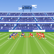 Skillz - eSports for everyone. Un proyecto de Ilustración, Animación, Animación de personajes, Ilustración vectorial y Animación 2D de Moncho Massé - 18.02.2019