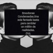 Emociones Condensadas (Varias trabajos reunidos en un mismo proyecto).. Um projeto de Design editorial, Design gráfico, Escrita, Colagem e Concept Art de Jen Díez - 19.02.2019