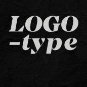 Logotype (2016 - Presente). A Br, ing, Identit, and Graphic Design project by Rodrigo Lamela Sanfacundo - 02.19.2019