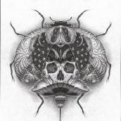 ANIMALARIO. Um projeto de Design, Ilustração, Design gráfico, Desenho a lápis, Desenho e Desenho artístico de Miguel Pérez García - 19.02.2019