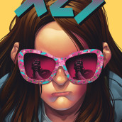 X23. A Illustration und Digitale Illustration project by Alex Arizmendi - 21.02.2019