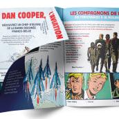 Dan Cooper - La Collection. Un proyecto de Diseño gráfico de Nuria Ayma Comas - 10.03.2018