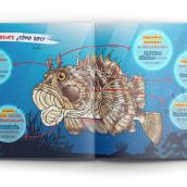 Sea Monsters & Co. Un proyecto de Diseño gráfico de Nuria Ayma Comas - 30.07.2017