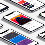 UI Design Collection 2. A Interactive Design, Web Design, and UI / UX project by Christian Vizcarra - 02.28.2019