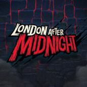 London after Midnight. Un projet de Br, ing et identité, Design graphique, Lettering , et Création de logo de Juancho Crespo - 04.03.2019