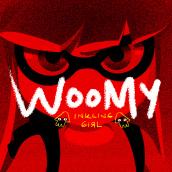 Woomy (Fan art de SPLATOON). A Digital illustration project by Daniel Jimenez - 03.13.2019