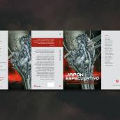 Diseño de colección «Satori Ficción». Um projeto de Design editorial e Design gráfico de Emiliano Molina - 01.02.2018