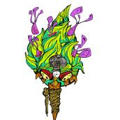 Mapadre. Un proyecto de Ilustración, Diseño de personajes e Ilustración digital de Alba Batanero - 16.03.2019