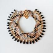 MARIA LA BIYUX - GOLDEN PITON. A Jewelr, and Design project by Maria La Biyux - 03.18.2019