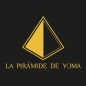 LA PIRÁMIDE DE YOMA - Branding. A Br, ing & Identit project by Francisca Berzosa Gilbert - 03.20.2019