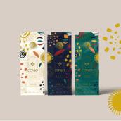 CONJØ · PLENTY OF COFFEE TO ENJOY. Um projeto de Br, ing e Identidade, Design e Packaging de twineich - 21.03.2019