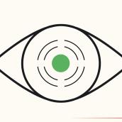 YO NO CIERRO LOS OJOS.. Un projet de Design graphique de Carmen Vázquez - 22.02.2019