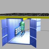 ISOFOTÓN. Un projet de 3D , et Modélisation 3D de Sergio Bonett - 12.12.2012