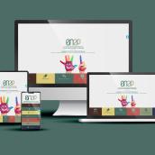 ENAP. Un projet de Design graphique, Web Design et Illustration de Sergio Bonett - 01.10.2017