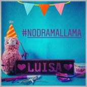 Mi Proyecto del curso: Fiesta #nodramallama. Un projet de Illustration jeunesse de Claudia Peisert - 02.04.2019