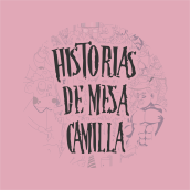 Historias de mesa camilla. Un proyecto de Cómic de Francisco Jiménez - 03.04.2019