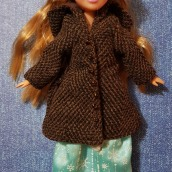 Mi Proyecto del curso: Confección de ropa miniatura. Um projeto de Costura de Joscelyn Contreras - 11.04.2019