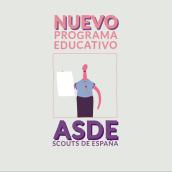 Explainer Nuevo Programa Educativo ASDE. Um projeto de Animação 2D de Iván Delgado - 13.04.2019