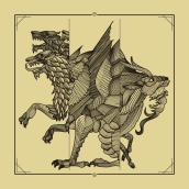 Calendario Fabulares Animalia. Un projet de Design , Illustration, Design graphique et Illustration numérique de Carlos J Roldán - 01.09.2016