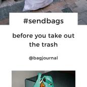 Bag Journal - Proyecto Copywriting. Um projeto de Cop e writing de Inés García - 17.04.2019