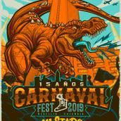 Poster Collection. Um projeto de Design de cartaz, Ilustração e Ilustração vetorial de Juan Villamil - 22.04.2019