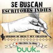 Se buscan escritores indies. Um projeto de Design editorial de Buük Editorial - 24.04.2019