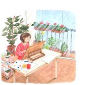 Portafolio de ilustración. Un proyecto de Ilustración infantil de Ana Forradellas - 25.04.2019
