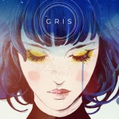 GRIS. A 2D Animation, and Video game project by Adrián Miguel Delgado - 12.13.2018