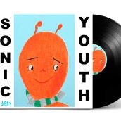 Música ilustrada - Versiones de portadas. Um projeto de Design e Ilustração de Patricia Cornellana - 03.05.2019