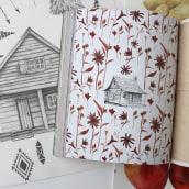 Ilustraciones: El cuaderno del Bosque. Roca Editorial. 2018. Um projeto de Ilustração, Artes plásticas, Criatividade, Desenho a lápis, Pintura em aquarela e Desenho artístico de Ana Santos - 06.05.2019