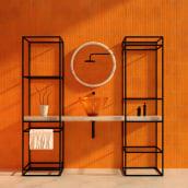 36 Days of Type - 6 th Edition. Um projeto de Ilustração, 3D, Direção de arte, Design gráfico, Design de interiores, Tipografia e Modelagem 3D de Alejandro Olmedo - 08.05.2019