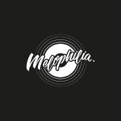 Melophilia. Un proyecto de Ilustración, Br, ing e Identidad y Diseño gráfico de Fran Ceballos - 27.09.2018