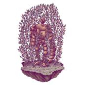 El Guardián. Un projet de Illustration, Dessin et Illustration numérique de Roberto Nieto - 16.05.2019