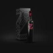 Mi Proyecto del curso: Caracteres con carácter, Z de Zacatecas. Un proyecto de Br, ing e Identidad, Tipografía, Lettering y Diseño de logotipos de hugo molina - 22.05.2019