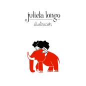 Portafolio 2019. Um projeto de Desenvolvimento de Portfólio e Ilustração de Julieta Longo - 23.05.2019