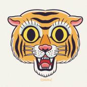 tatuajes temporales I. Un projet de Illustration de Raeioul - 23.11.2017