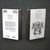 "Rediseño colección ""Atlas"". Um projeto de Design editorial e Design gráfico de Emiliano Molina - 01.02.2018"