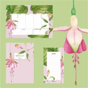 Mi Proyecto del curso: Ilustración botánica con acuarela.. Un proyecto de Ilustración de Olga Villar González - 22.05.2019