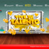 UPC [Landing Pre-Grado]. A UI / UX, Web Design, and Digital Marketing project by Strike Heredia - 05.27.2019