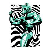 Greedo Beefcake. Un proyecto de Ilustración, Dibujo y Dibujo realista de Javi Godoy - 28.05.2019