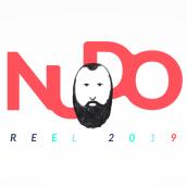 REEL 2019. Un proyecto de Ilustración, Motion Graphics, Animación, Dirección de arte y Animación de personajes de NUDO Motion Design Studio - 30.05.2019