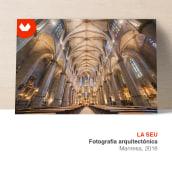 LA SEU. A Architektur und Fotografie project by Oriol Segon - 30.05.2019