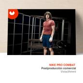 NIKE PRO COMBAT. A Werbung, Fotografie, Postproduktion und Fotoretuschierung project by Oriol Segon - 30.11.2009