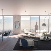 Mi Proyecto del curso: Infografía arquitectónica en 3D. A 3D, Architecture, Interior Architecture, and Decoration project by Sandra Gaitán Gómez - 06.01.2019