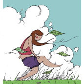 Cuentos. Un proyecto de Dibujo, Ilustración e Ilustración infantil de La Alex - 04.06.2019