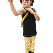 Fashion kids. A Photograph, Fashion photograph, and Studio Photograph project by Alvaro Castillo - 06.05.2019