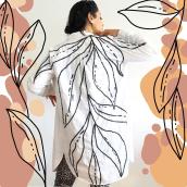 BORDADO LINEAL. A Creativit, and Embroider project by Trini Guzmán (holaleon) - 06.06.2019